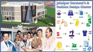 Jabalpur Garment and Fashion Design Cluster nearing Completion