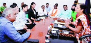 Singapore delegation assures all support to make Jabalpur Smart City