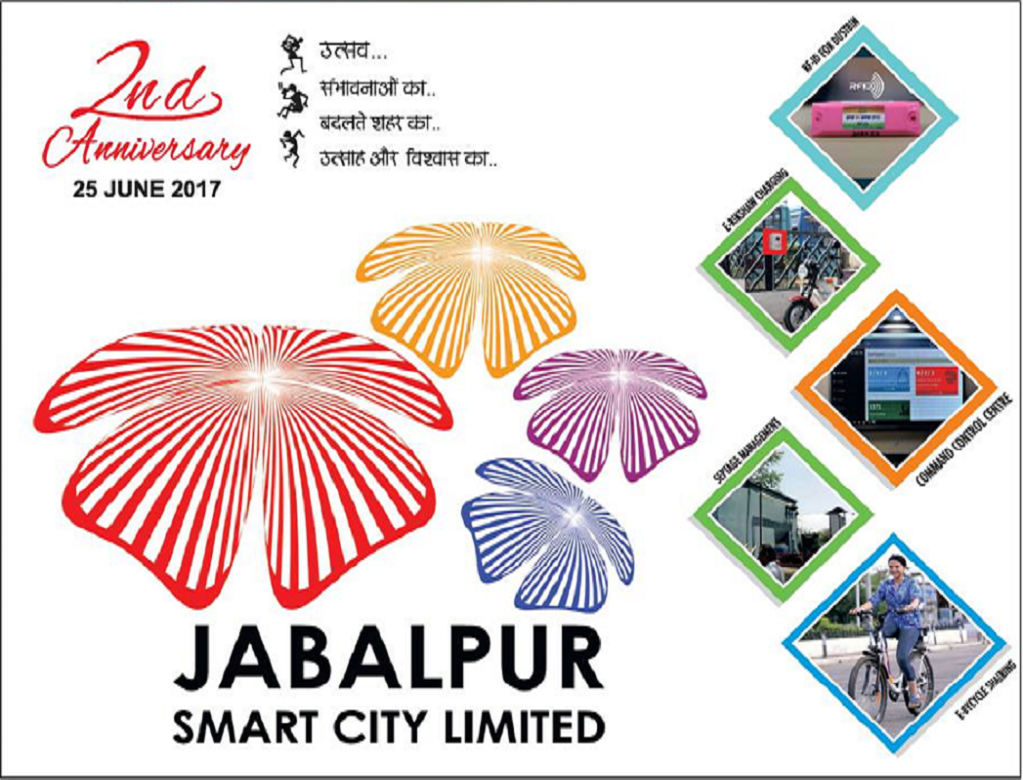 2nd Anniversary of Smart City Jabalpur