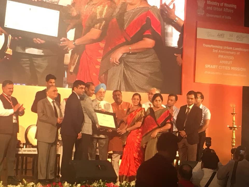 Jabalpur  Smart city Awards