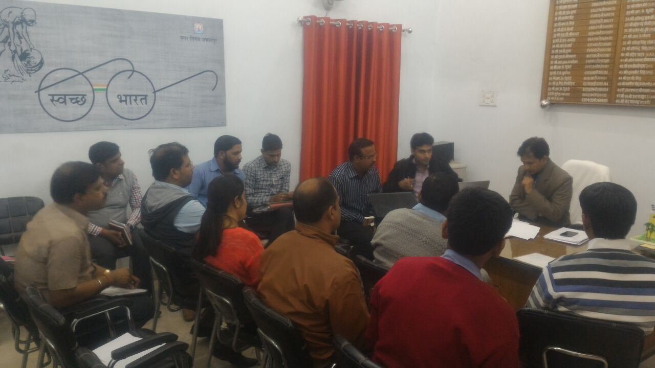 Pre Bid Meeting on Social Media Management