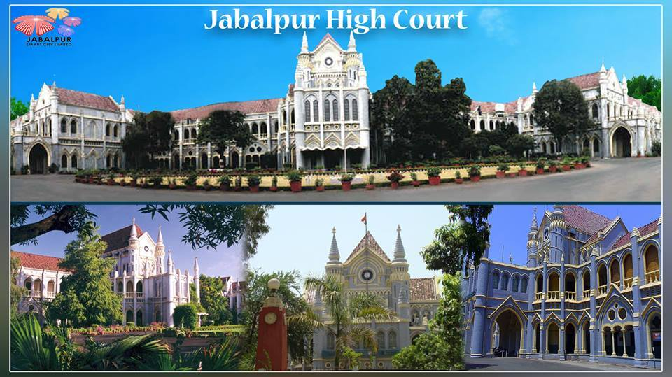 Pride of Madhya Pradesh - Jabalpur High Court