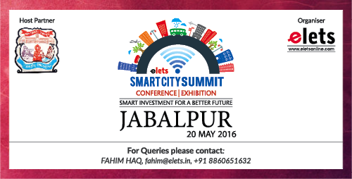 Jabalpur Municipal Corporation announces Smart City
