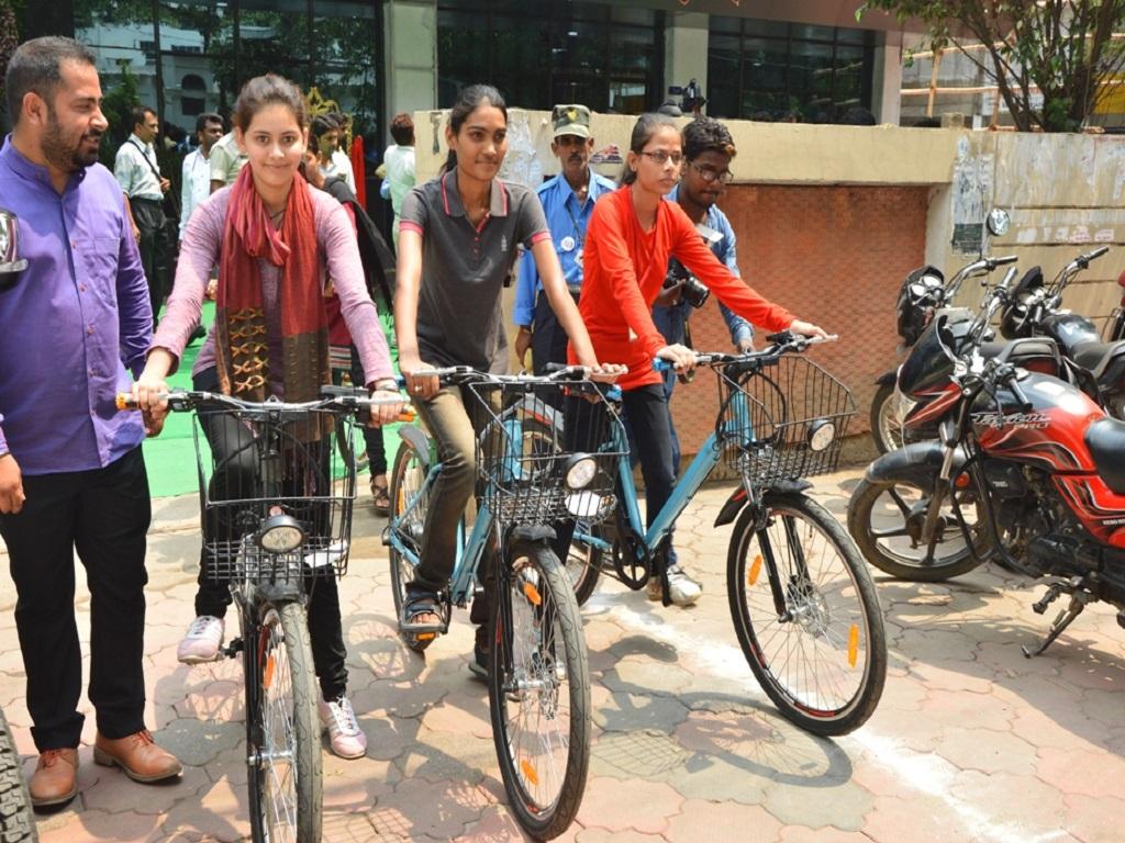 e- cycling